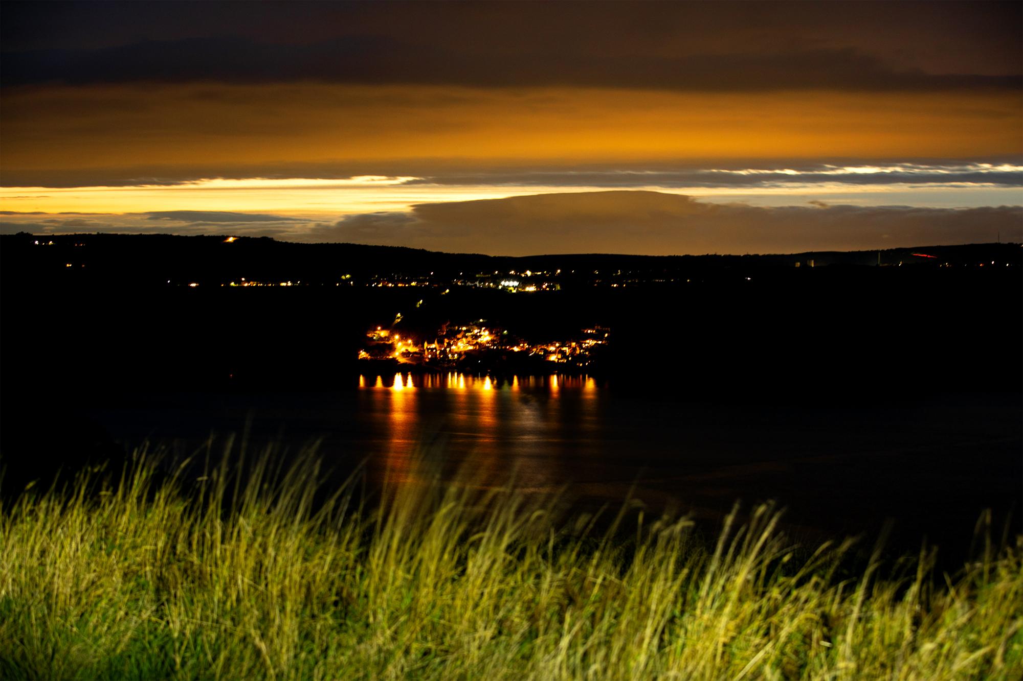 Runswick Bay from Kettleness