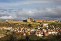 Whitby West to East